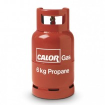 6kg Propane Gas Bottle Refill