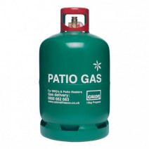 13kg Patio Gas Bottle Refill
