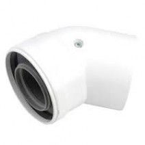 Vaillant 45 Degree Flue Elbow (x2)