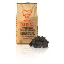 Big K Restaurant Grade Charcoal 15kg ACH15
