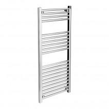 Heated Towel Rail 1100 x 500 Chrome