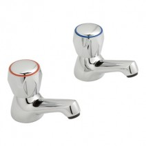 Basin Pillar Taps Pair