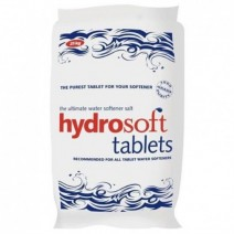 Salt Tablets 25kg x 49 Bags