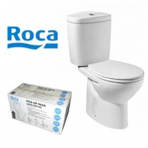 Roca Laura Close Coupled WC Pick Up Pack