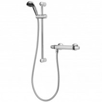 Triton Portico Thermostatic Bar Mixer Shower Pack