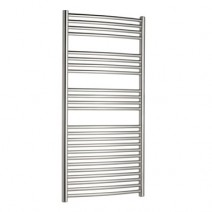 SHS Curved Heated Towel Rail Chrome