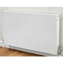 SHS Flat Panel Radiator Single Convector