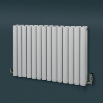 Honey Lo Oval Tube Radiator