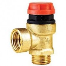 "Inta Safety Valve 3 Bar 1/2"" F+F"