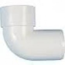 Waste 135 Degree Spigot Male x Female Elbow